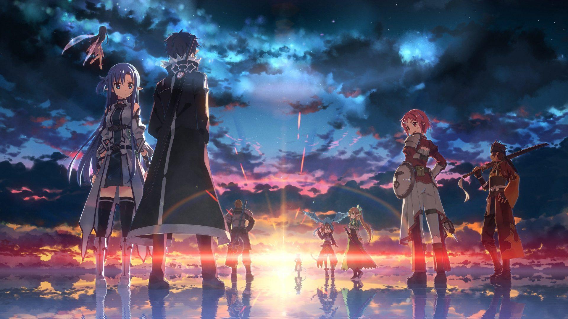Hình nền Anime 4K tốt nhất 25